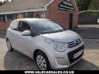 2015 CITROEN C1 1.0 FEEL 5 dr ZERO TAX £5790.00