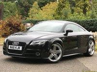 2011 AUDI TT 2.0 TFSI S LINE 2d 211 BHP £12995.00