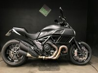 USED 2014 64 DUCATI DIAVEL DARK. 14. FSH. 843 MILES. GORGEOUS