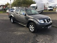 2015 NISSAN NAVARA 2.5 DCI TEKNA AUTOMATIC (LEATHER/AIRCON) & ROLL N LOCK COVER £13495.00
