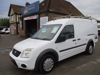 2012 FORD TRANSIT CONNECT T230 TREND LWB WITH FULL HISTORY £5000.00