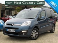 USED 2017 66 CITROEN BERLINGO MULTISPACE 1.6 BLUEHDI PLATINUM ETG6 5d AUTO 98 BHP Only 1 Private Owner From New