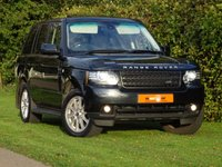 USED 2012 61 LAND ROVER RANGE ROVER 4.4 TDV8 VOGUE 5dr AUTO FSH SATNAV SUNROOF LOW MILES