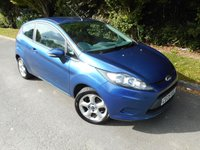 USED 2009 09 FORD FIESTA 1.2 STYLE PLUS 3d 81 BHP * 1 Owner* Insurance Group 4*