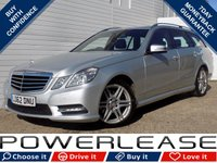 2013 MERCEDES-BENZ E CLASS 2.1 E250 CDI BLUEEFFICIENCY SPORT 5d AUTO 204 BHP £14880.00