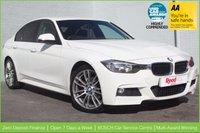 USED 2013 13 BMW 3 SERIES 2.0 320D XDRIVE M SPORT 4d 181 BHP FULL HISTORY+ALPINE WHITE+4WD