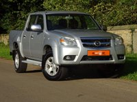 2009 MAZDA BT-50 2.5 4X4 DOUBLE CAB TS2 4dr  £3950.00