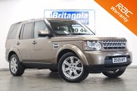 2010 LAND ROVER DISCOVERY 4 3.0 TDV6 DIESEL GS 7 SEATER AUTOMATIC 245 BHP £16590.00