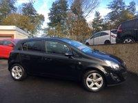 2013 VAUXHALL CORSA 1.2 SXI 5d 83 BHP £4995.00