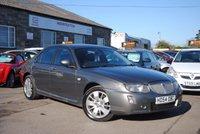 2005 ROVER 75 2.5 CONTEMPORARY SE V6 4d AUTO 175 BHP £2495.00