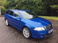 USED 2007 57 SKODA OCTAVIA 2.0 VRS 5d 168 BHP 6 MONTHS PARTS+ LABOUR WARRANTY+AA COVER