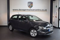 USED 2014 64 VOLKSWAGEN POLO 1.0 SE 3DR 60 BHP + FULL VW SERVICE HISTORY + 1 OWNER FROM NEW + BLUETOOTH + DAB RADIO + SPORT SEATS + AUXILIARY PORT + HEATED MIRRORS + 15 INCH ALLOY WHEELS +