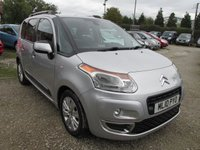 2010 CITROEN C3 PICASSO 1.6 PICASSO EXCLUSIVE HDI 5DR £30TAX FSH £3995.00
