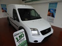 2009 FORD TRANSIT CONNECT  2009 59 FORD TRANSIT CONNECT 5 SEAT CREW VAN LOW MILES LOADS OF SERVICE HISTORY LWB T230  £5995.00