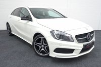 USED 2015 65 MERCEDES-BENZ A CLASS 2.1 A200 CDI AMG NIGHT EDITION 5d AUTO 134 BHP