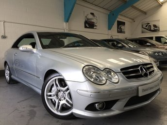 2005 MERCEDES-BENZ CLK