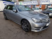 USED 2014 14 MERCEDES-BENZ C CLASS 2.1 C220 CDI BLUEEFFICIENCY AMG SPORT PLUS 5d AUTO 168 BHP 0% AVAILABLE ON THIS CAR PLEASE CALL 01204 317705