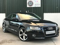 USED 2009 AUDI A5 3.0 TDI QUATTRO SPORT 3d 240 BHP A LOW MILEAGE EXAMPLE WITH THE 3.0TDI ENGINE!