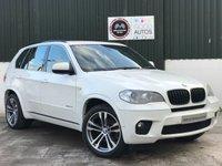 USED 2011 61 BMW X5 3.0 XDRIVE30D M SPORT 5d AUTO 241 BHP