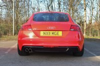 USED 2011 11 AUDI TT 2.0 TDI QUATTRO S LINE BLACK EDITION 2d 168 BHP PART EX TO CLEAR - CAT D DAMAGED & REPAIRED -TOO GOOD TO TRADE