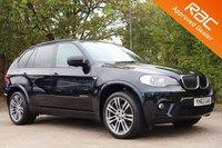 2012 BMW X5 3.0 XDRIVE30D M SPORT 5d AUTO 241 BHP £23950.00