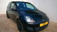2008 FORD FIESTA 1.2 STYLE 16V 3d 78 BHP £1999.00