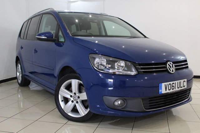 View our 2011 61 VOLKSWAGEN TOURAN 2.0 SE TDI 5DR 142 BHP