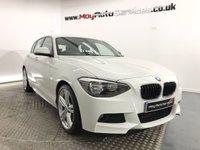 2014 BMW 1 SERIES 2.0 120D M SPORT 5d 181 BHP £13995.00