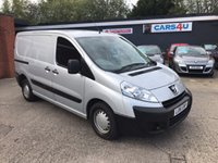 USED 2011 61 PEUGEOT EXPERT 1.6 HDI 1000 L1H1 PROFESSIONAL 6d 90 BHP