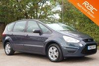 2012 FORD S-MAX 1.6 ZETEC TDCI S/S 5d 115 BHP £7750.00