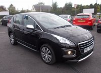 USED 2014 PEUGEOT 3008 1.6 HDI ACTIVE 5d 115 BHP