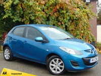 USED 2011 11 MAZDA 2 1.3 TS2 5d  ****128 POINT AA INSPECTION****
