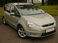 USED 2008 58 FORD S-MAX 2.0 ZETEC TDCI 5d 143 BHP LOW MILEAGE 7 SEATER****