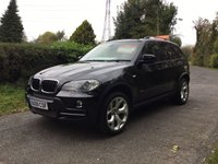 USED 2009 09 BMW X5 3.0 D SE 5d AUTO 232 BHP FULL MAIN DEALER HISTORY , 7 SEATER