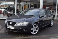 USED 2010 60 SEAT EXEO 2.0 SPORT TECH CR TDI 4d 141 BHP