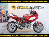 USED 2004 04 DUCATI MULTISTRADA 1000S GOOD & BAD CREDIT ACCEPTED, OVER 500+ BIKES