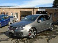 2008 VOLKSWAGEN GOLF 2.0 GTI 5d 197 BHP £3995.00