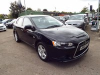 USED 2010 10 MITSUBISHI LANCER 1.5 GS2 5d 107 BHP FULL SERVICE HISTORY