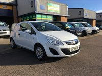 USED 2011 VAUXHALL CORSA 1.3 CDTI 16V 75 E/F S/S 1 owner (BBC Radio Jersey), only 21,000 miles, recent full service, A/C, Electric Windows, Power Steering, Remote Central Locking, ABS, Height Adjustable Seat, Adjustable Steering Column, Air Bag, CD Player, Radio