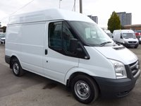 USED 2011 61 FORD TRANSIT 2.2 T280 MWB, 85 BHP, FULL SERVICE HISTORY, 1 COMPANY OWNER