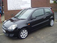 2007 FORD FIESTA 1.2 STYLE CLIMATE 3dr 80 BHP £2795.00