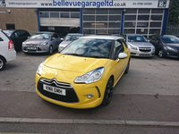 USED 2011 11 CITROEN DS3 1.6 DSPORT 3d 155 BHP