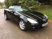 2005 MERCEDES-BENZ SLK 1.8 SLK200 KOMPRESSOR 2d AUTO 161 BHP PLEASE CALL TO VIEW £6250.00
