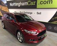 2015 FORD MONDEO 2.0 TITANIUM 5d AUTO 238 BHP £16995.00
