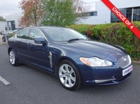 2010 JAGUAR XF 3.0 V6 LUXURY 4d AUTO 240 BHP £8590.00