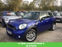 2014 MINI COUNTRYMAN 2.0 COOPER SD 5d 141 BHP £11989.00