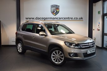 2013 VOLKSWAGEN TIGUAN 2.0 SE TDI BLUEMOTION TECHNOLOGY 5DR 138 BHP £10640.00