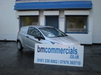 USED 2014 63 FORD FIESTA 1.6 ECONETIC TDCI 1d 94 BHP