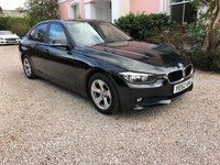 2012 BMW 3 SERIES 2.0 320D EFFICIENTDYNAMICS 4d 161 BHP £7495.00