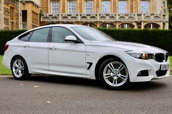 2015 BMW 3 SERIES 3.0 335D XDRIVE M SPORT GRAN TURISMO 5d AUTO 309 BHP £23490.00